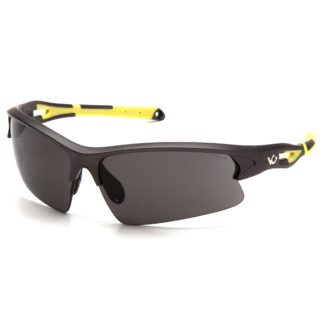 Mắt kính thể thao Monteagle - đen gọng đen vàng